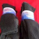 6 Pair Large Carolina Heavy Weight Sole Boot Sock Neuropathy Diabetic 10-13 USA