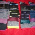 4 Pair Large Beverly Hills Polo Club Men Acrylic Dress Socks Fits Men Shoe 6-12