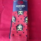 3 Pair Ecko Red Fashion Knee High Girls Durable Tiger Red Fits Shoe 6-3 1/2