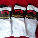 3 Pair Mens Railroad Hydrotec Crew Arch Support Cushioned Foot Sock 10-13