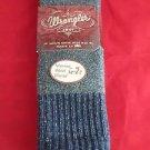 1 Pair Wrangler 20% Merino Wool Heavy Weight  Boot Sock Large 10-13 USA