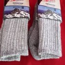 2 Pair  Large High Rock Merino Wool Expedition Socks 10-13  Made in USA