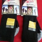 2 Pair  Large High Rock Dry Release Crew Socks Arch Support 10-13  Made in USA