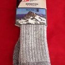 1 Pair Extra Large High Rock Merino Wool Expedition Socks 13-16  Made in USA