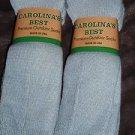 6 Pair Medium Carolina Best OTC 20% Merino Boot Sock 9-11 USA