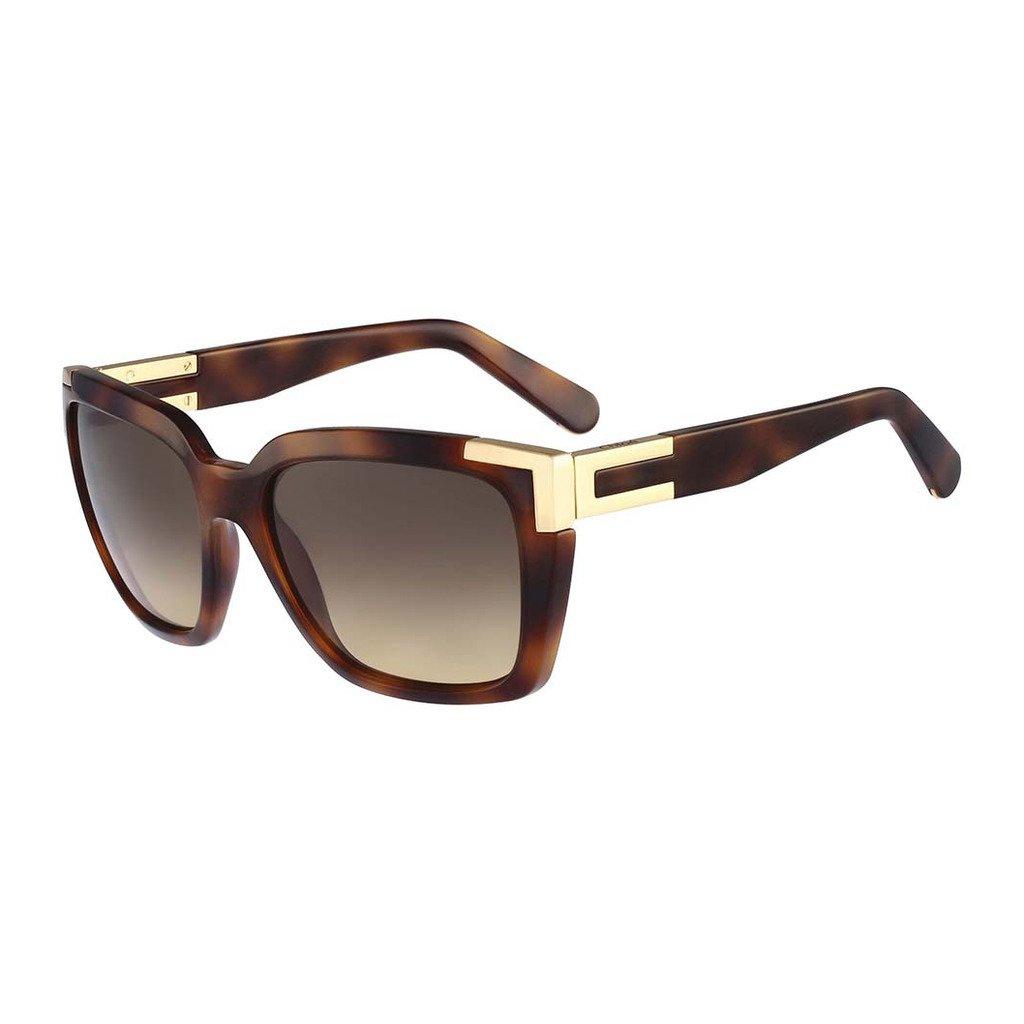Chloe CE632S-218 Women's Sunglasses, Havana