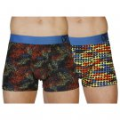 CR7 Cristiano Ronaldo 8502-49-400 Men's 2-Pack Trunk, Small