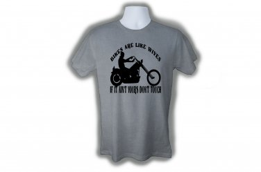 Bikes and Wives T-Shirt (3xl)