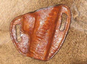 Ruger Security Six SB, Ostrich Leg