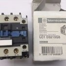 TELEMECANIQUE LC1-D3210G6 120V 60HZ CONTACTOR NEW OLD STOCK
