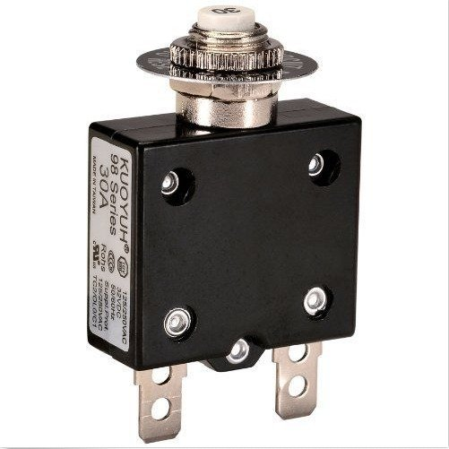 NTE R58-30A Manual Reset Circuit Breaker, New, USA SELLER
