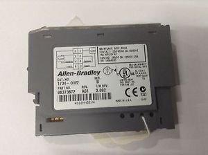Allen Bradley 1734-OW2 Output Module Rev A02 96373672 series B