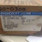 """Ashcroft 4-1/2"""" Pressure Gauge, 160# Range, 1/4"""" LM, 45 1279ASL 02L 160# (FGS)"""