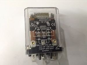 Magnecraft 285XBXCD Relay - Used