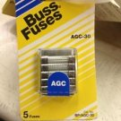 BUSS FUSES AGC-30    BP/AGC-30