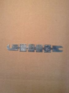 Mercury Buss Replacement Fuse Link 100A 600V
