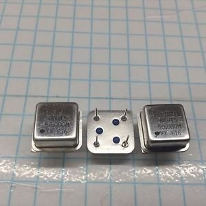 3pc - ECLIPTEK Oscillator 50MHz 00HTS 50.000M, DIP-8,