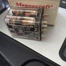 2PC- Magnecraft W78RPCX-2 12VDC 120 VAC