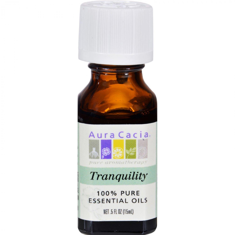 Aura Cacia Pure Essential Oils Tranquility - 0.5 fl oz