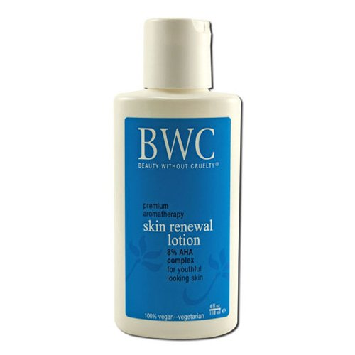Beauty Without Cruelty Moisturizing Lotion Skin Renewal - 4 fl oz