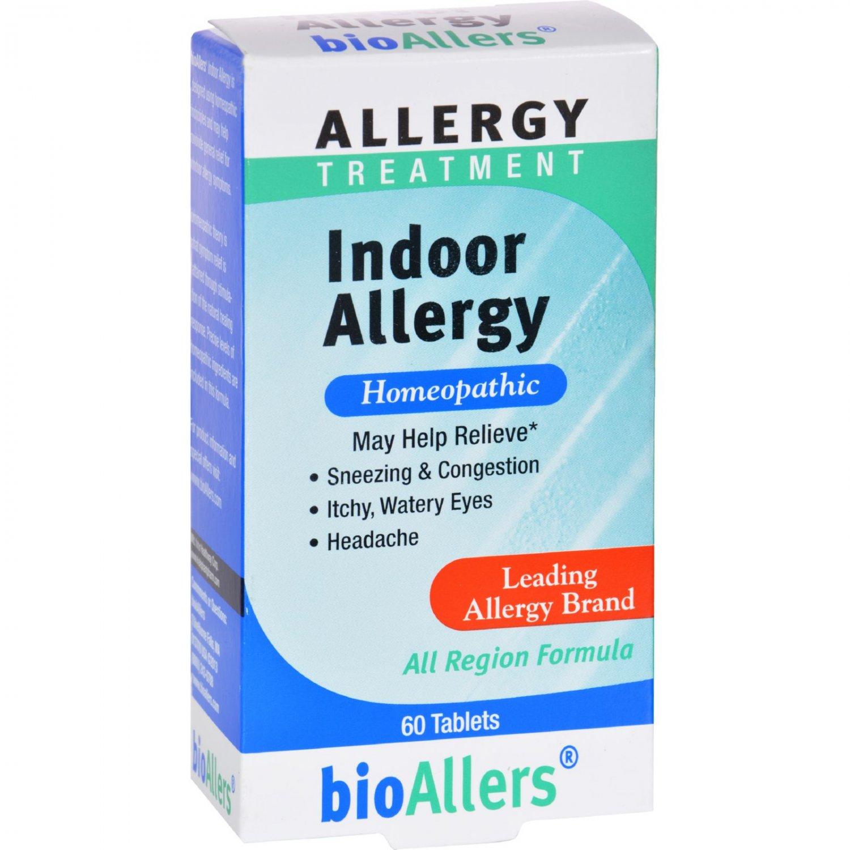Bio-Allers Indoor Allergy - 60 Tablets