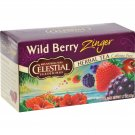 Celestial Seasonings Herbal Tea - Caffeine Free - Wild Berry Zinger - 20 Bags