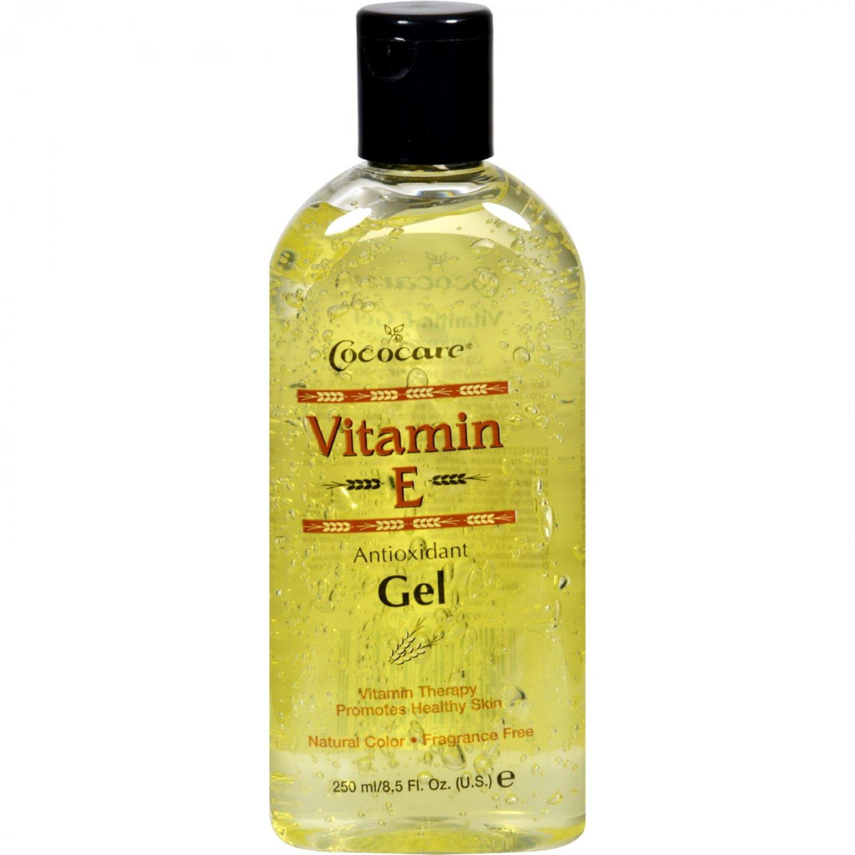 Cococare Vitamin E Antioxidant Gel - 8.5 oz