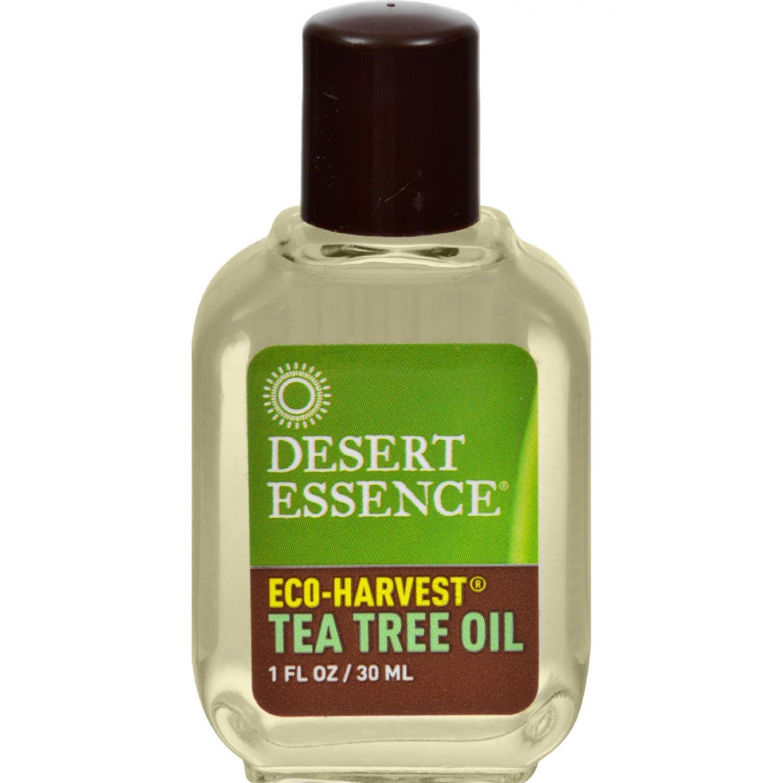 Desert Essence Eco-Harvest Tea Tree Oil - 1 fl oz