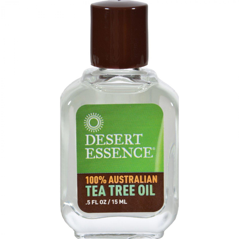 Desert Essence Australian Tea Tree Oil - 0.5 fl oz