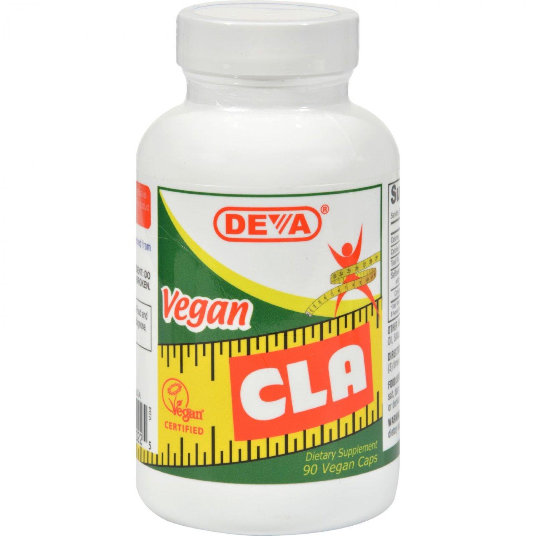 Deva Vegan Vitamins Deva CLA - 90 Vcaps