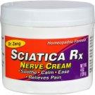 Dr. Zang Sciatica Rx Nerve Cream Homeopathic Formula - 4 oz