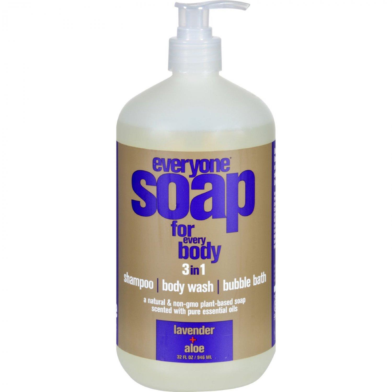 EO Products EveryOne Liquid Soap Lavender and Aloe - 32 fl oz
