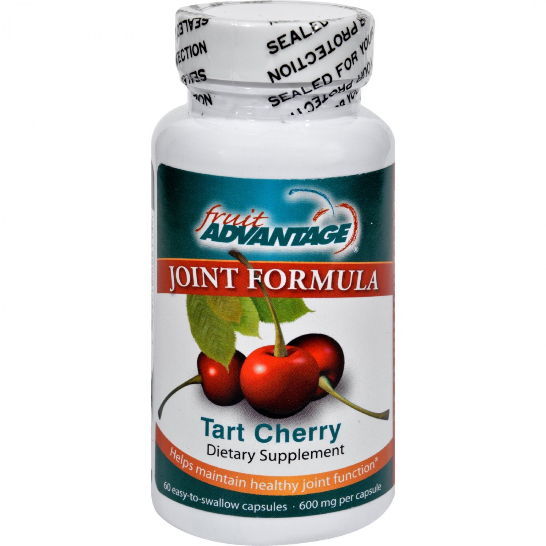 Fruit Advantage Joint Formula - Tart Cherry - 60 Vcaps