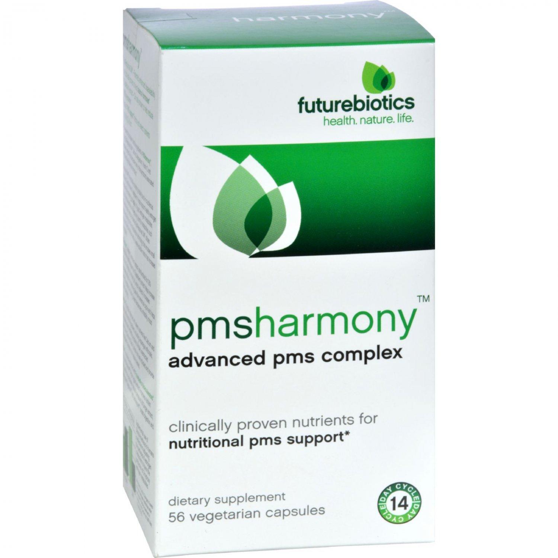 FutureBiotics PMSHarmony - 56 Vegetarian Capsules