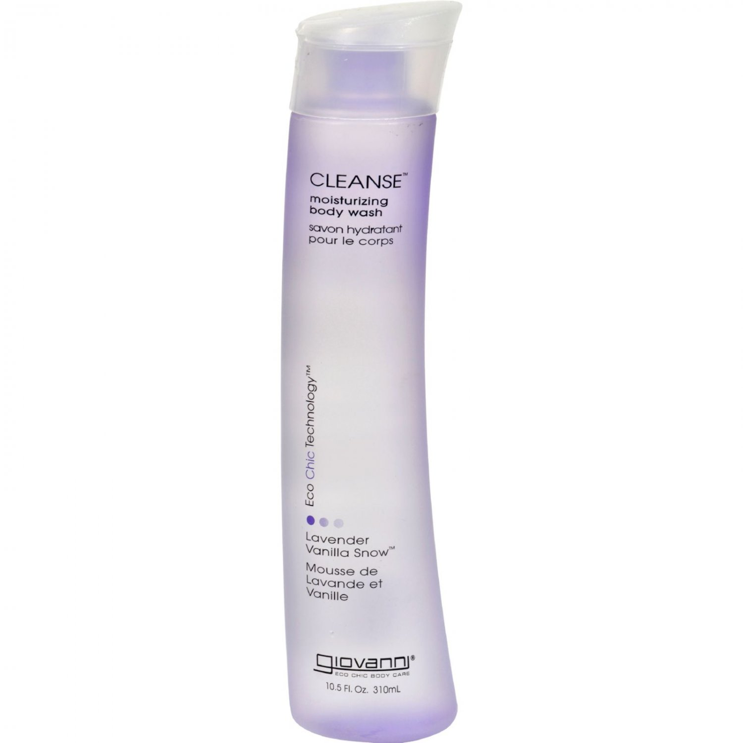 Giovanni Cleanse Body Wash Lavender Vanilla Snow - 10.5 fl oz