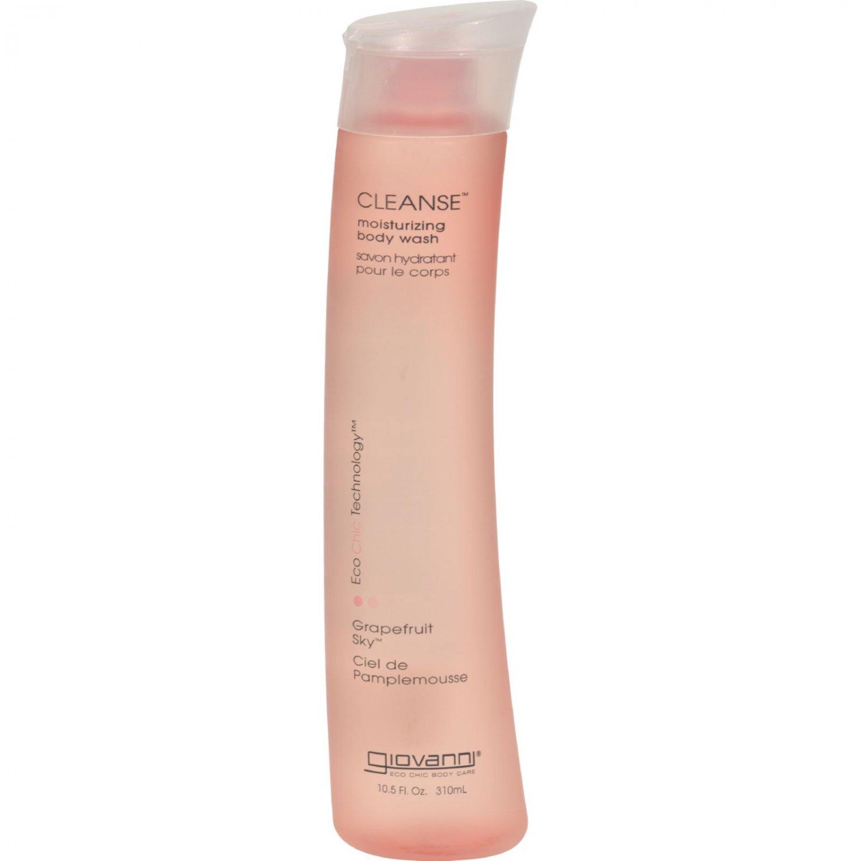 Giovanni Cleanse Body Wash Grapefruit Sky - 10.5 fl oz