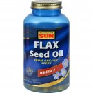Health From the Sun Organic Flax 1000 Original Formula - 180 Softgels