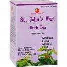 Health King Medicinal Teas St John's Wort Herb Tea - 20 Tea Bags