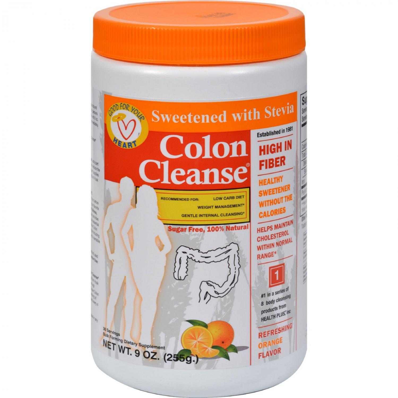Health Plus Colon Cleanse Orange - 9 oz