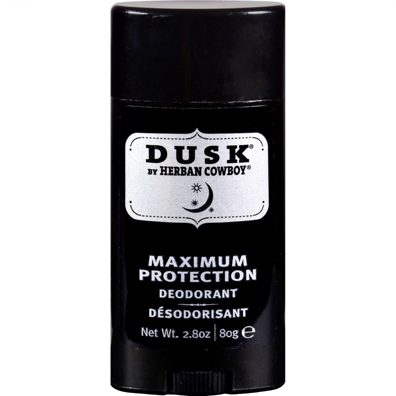 Herban Cowboy Deodorant Dusk Maximum Protection - 2.8 oz