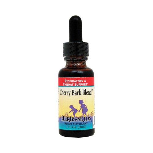 Herbs For Kids Cherry Bark Blend - 1 fl oz