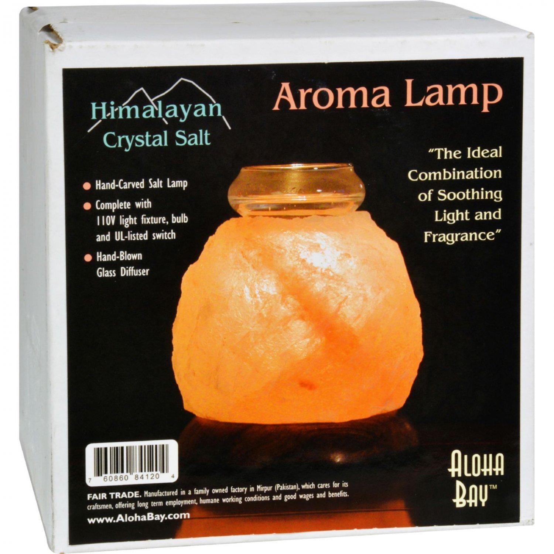 """Himalayan Salt Crystal Lamp 5"""""""""""""""" - 1 Lamp"""