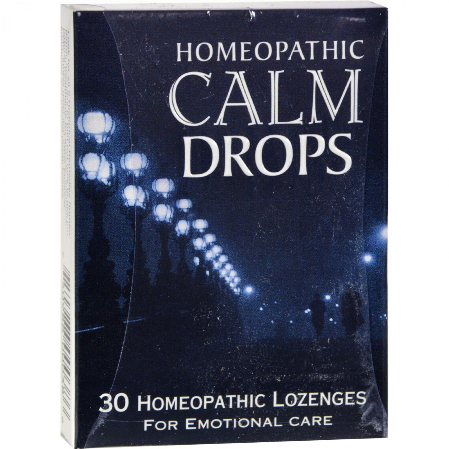 Historical Remedies Homeopathic Calm Drops - 30 Lozenges - Case of 12