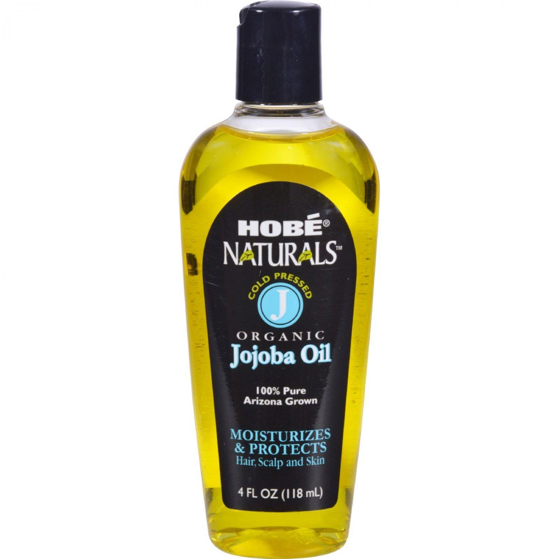Hobe Labs Hobe Naturals Jojoba Oil - 4 fl oz