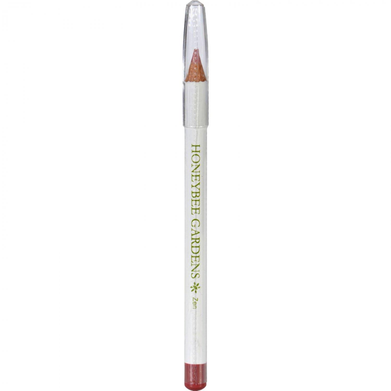 Honeybee Gardens Lip Liner Zen - 0.04 oz