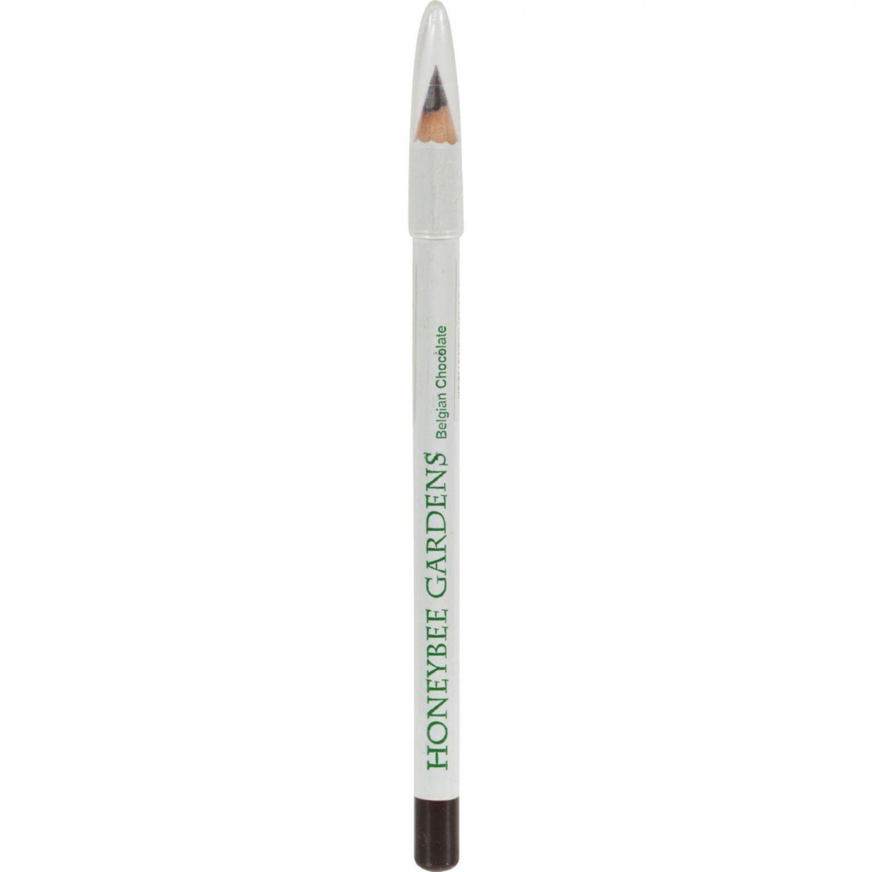 Honeybee Gardens Eye Liner - JobaColors - Belgian Chocolate - .04 oz