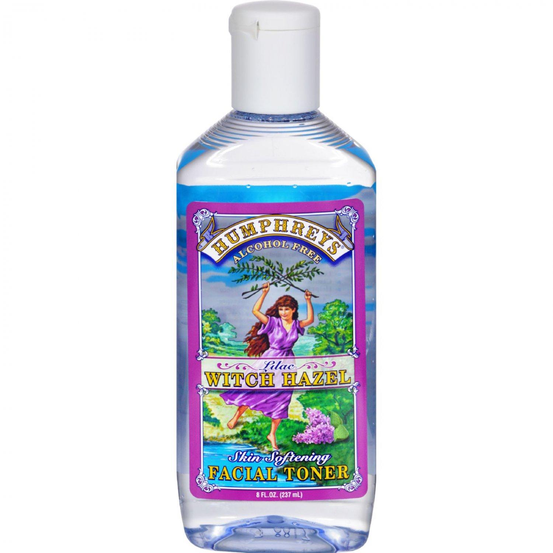 Humphrey's Homeopathic Remedy Witch Hazel Facial Toner Lilac - 8 fl oz
