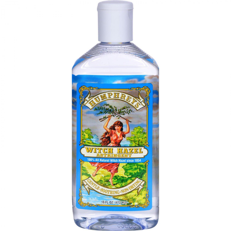Humphrey's Homeopathic Remedy Witch Hazel Astringent - 16 fl oz
