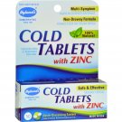 Hyland's Cold Tablets With Zinc - 50 Quick Disolving Tabl