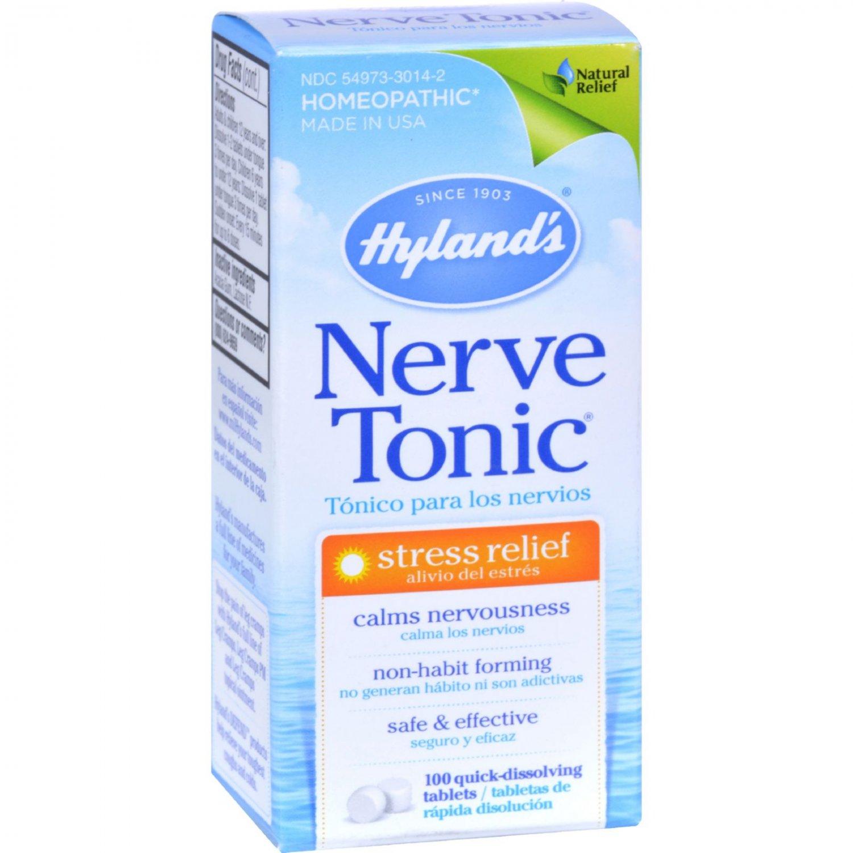 Hyland's Nerve Tonic - 100 Tablets